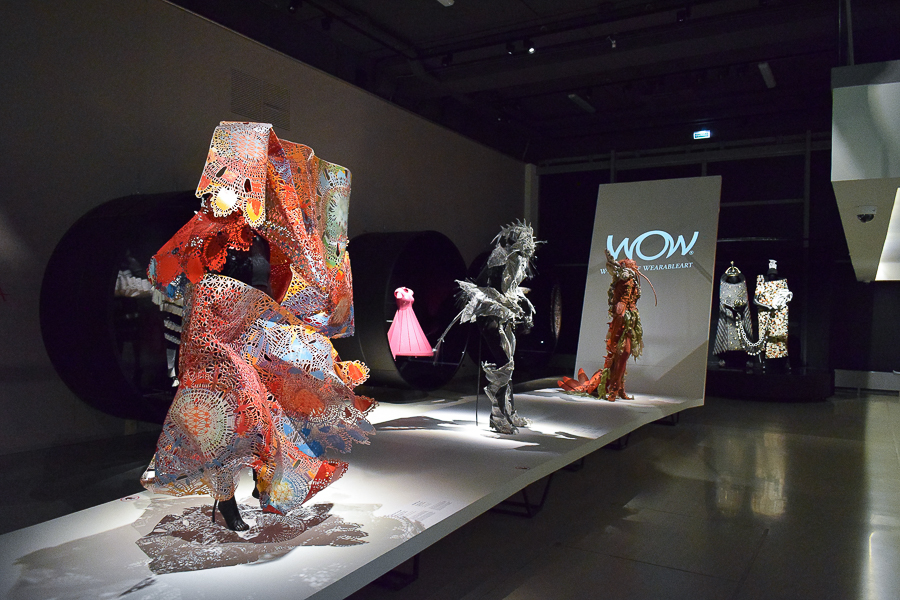 World of WearableArt в музее Эрарта