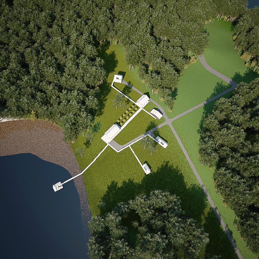 Создание экологического туризма в карелии