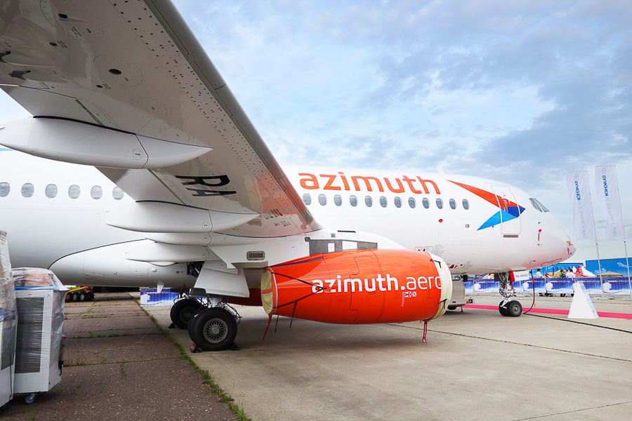 вашего удобства авиакомпания азимут фото самолеты наличии