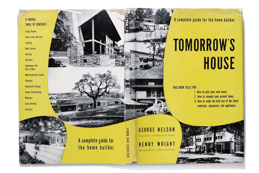 Tomorrow's House. Written with Henry Wright. New York, Simon and Schuster. 1945